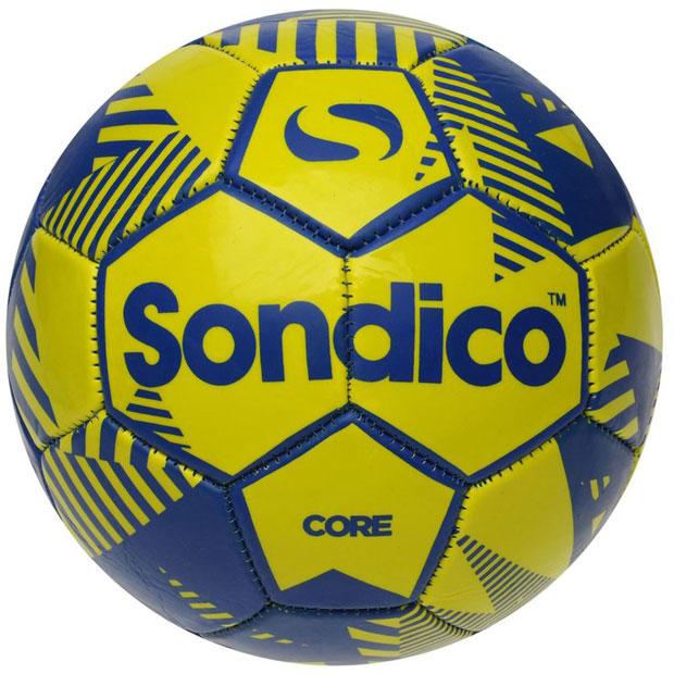 コア XT フットボール  822007-13-4 イエロー×ブルー