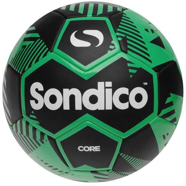 コア XT フットボール  822007-47-4 ブラック×グリーン