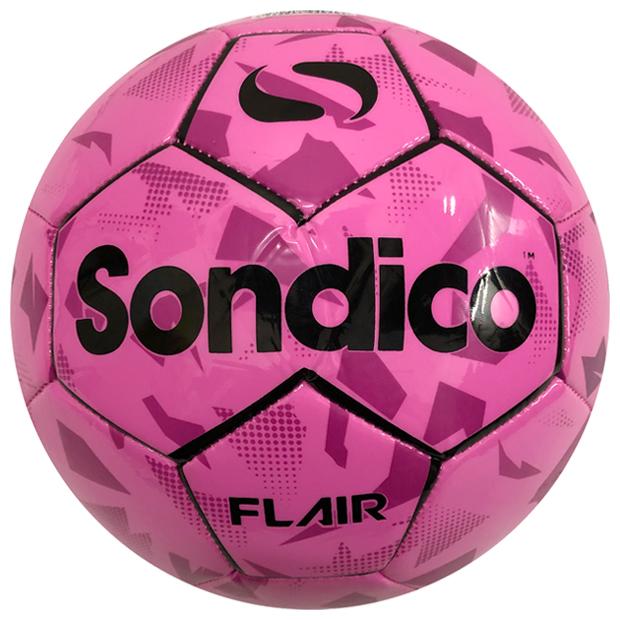フレア フットボール  822017-94-4 ピンク×シルバー