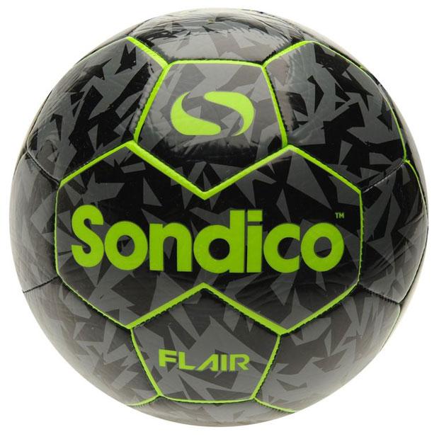 フレア フットボール  822017-95-5 ブラック×グリーン