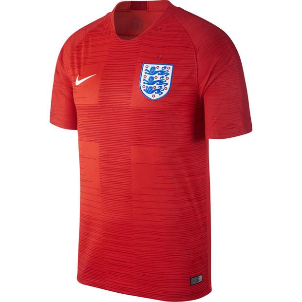 イングランド代表 2018 アウェイ 半袖レプリカユニフォーム  893867-600