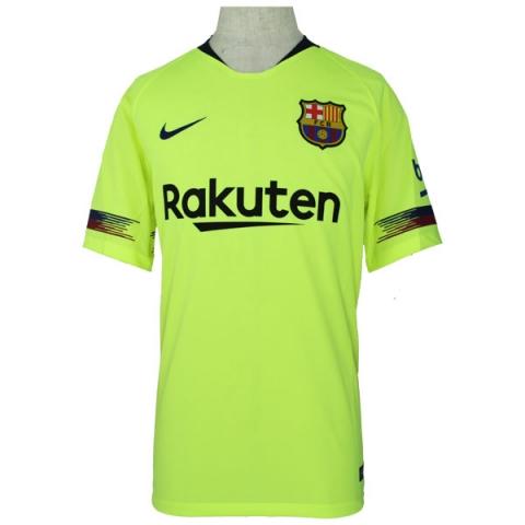 FCバルセロナ 18-19 アウェイ 半袖レプリカユニフォーム  918990-703