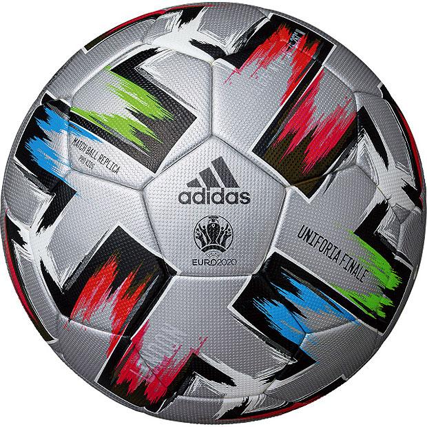 UEFA EURO2020 決勝・準決勝 公式試合球 ユニフォリア ファイナル プロ キッズ  af426