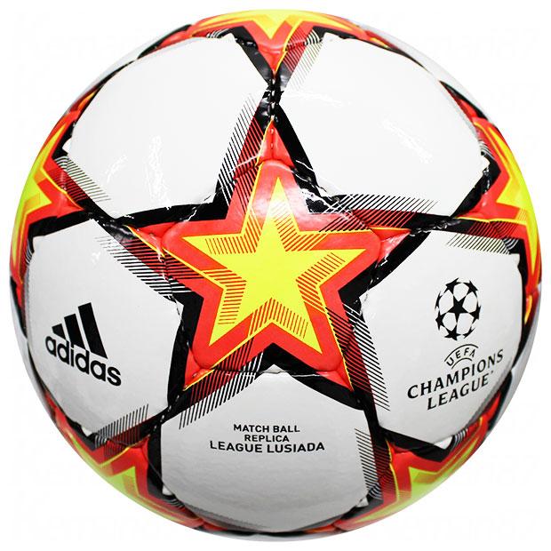UEFA チャンピオンズリーグ 21-22 公式試合球レプリカ フィナーレ リーグ ルシアーダ  af4401ry
