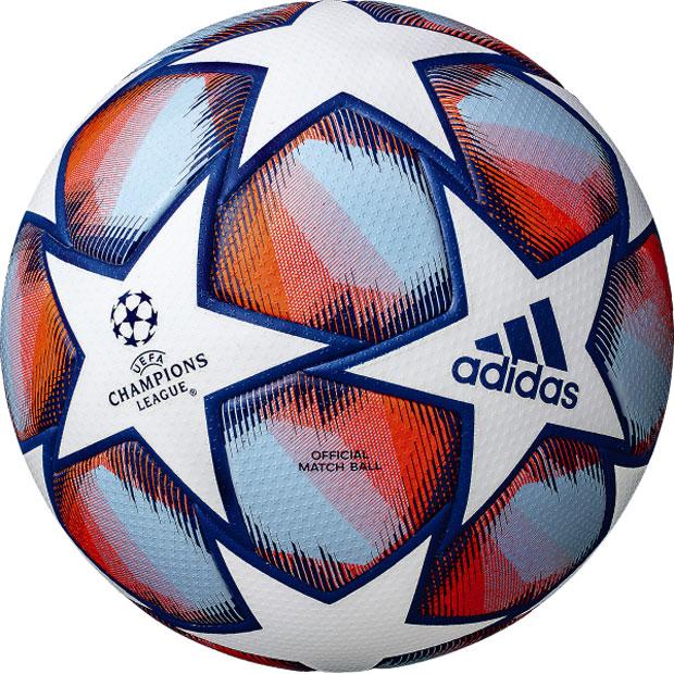UEFA チャンピオンズリーグ 20-21 公式試合球 フィナーレ プロ  af5400brw