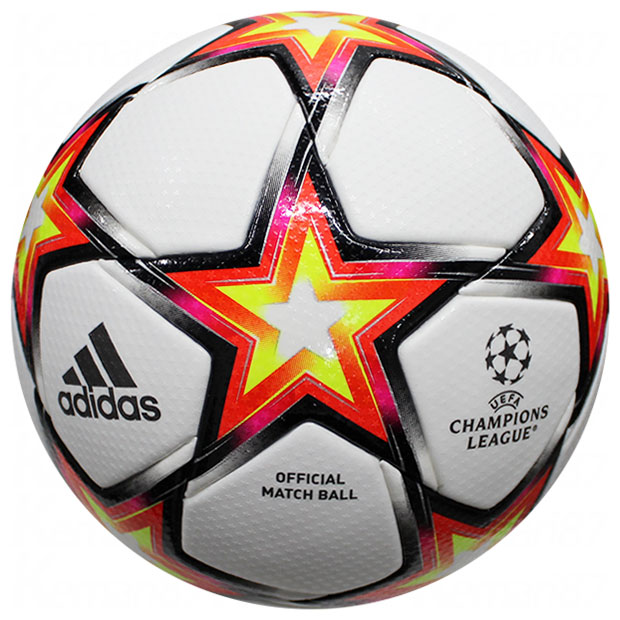 UEFA チャンピオンズリーグ 21-22 公式試合球 フィナーレ プロ  af5400ry