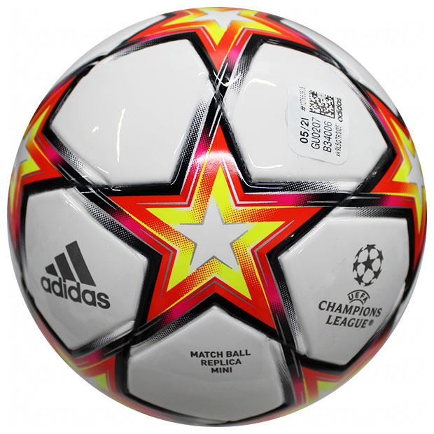 UEFA チャンピオンズリーグ 21-22 公式試合球レプリカ フィナーレ ミニ  afms1400ry