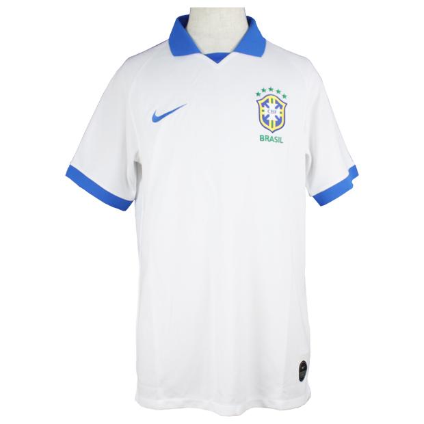 ブラジル代表 2019 コパ アウェイ 半袖レプリカユニフォーム  aj5026-100