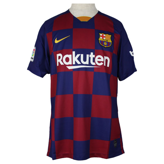 FCバルセロナ 19-20 ホーム 半袖レプリカユニフォーム  aj5532-456