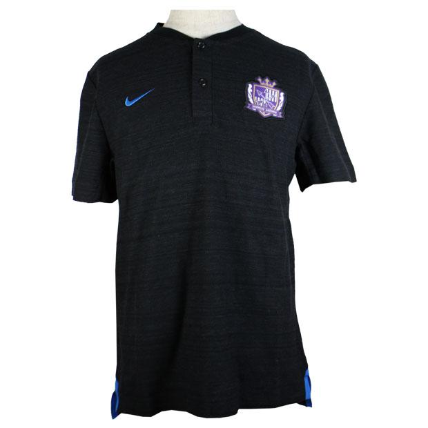 サンフレッチェ広島 GSP FRAN PQ AUT 半袖ポロシャツ  ao0780-010