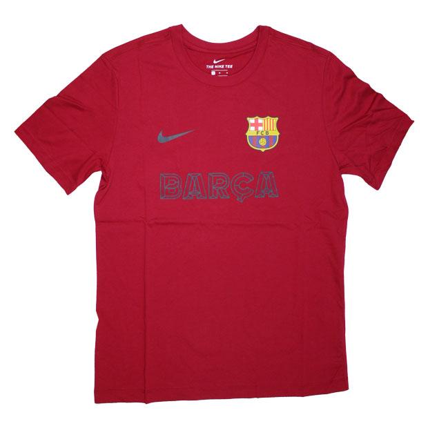 FCバルセロナ CORE MATCH 半袖Tシャツ  ar0276-620 ノーブルレッド
