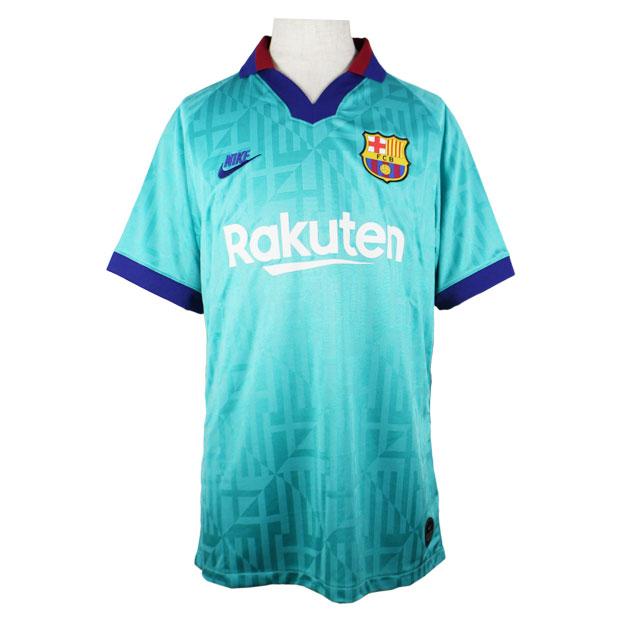 FCバルセロナ 19-20 3rd 半袖レプリカユニフォーム  at0029-310