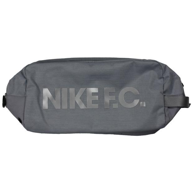 NIKE F.C. ACADEMY シューバッグ  ba5789-012 ウルフグレー