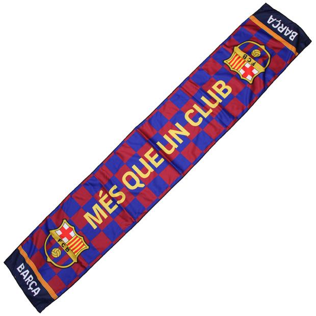 FCバルセロナ クールタオル  bcn34178 ブルー×レッド