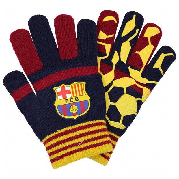 FCバルセロナ のびのび手袋  bcn34377