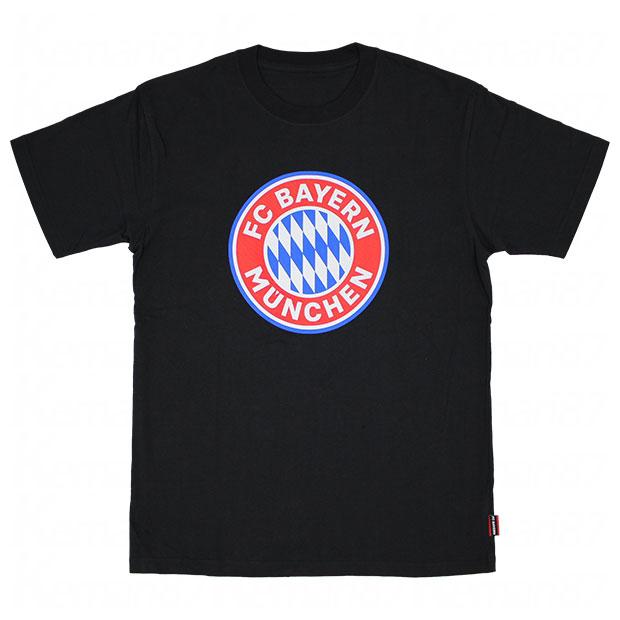 バイエルンミュンヘン 半袖Tシャツ  bl01-bm-1f01-blk ブラック