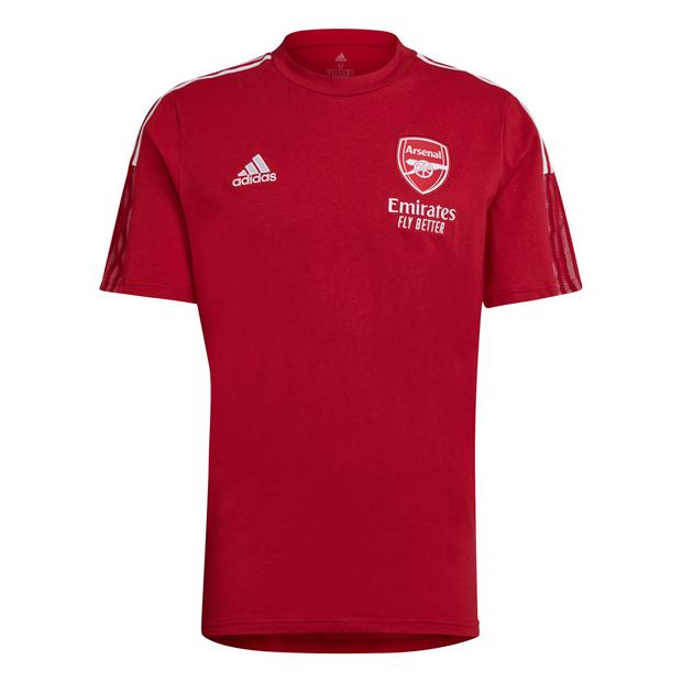 アーセナル TR 半袖Tシャツ  bp707-gr4173 アクティブマルーン