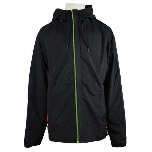 フレックス フルジップトレーニングジャケット  bv3304-010 ブラック