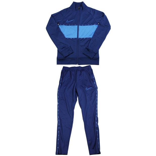 ジュニア DRI-FIT ACADEMY ジャケット・パンツセット  bv5829-cd7299-407 コースタルブルー