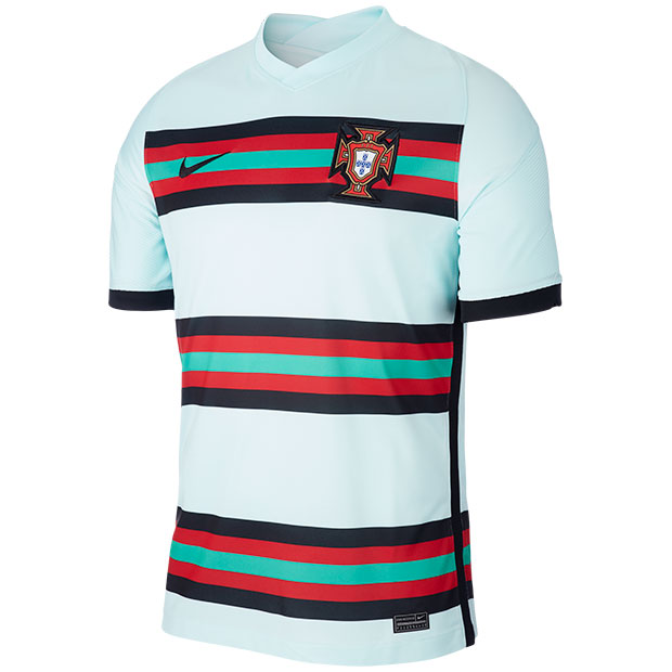 ポルトガル代表 2020 アウェイ 半袖レプリカユニフォーム  cd0703-336