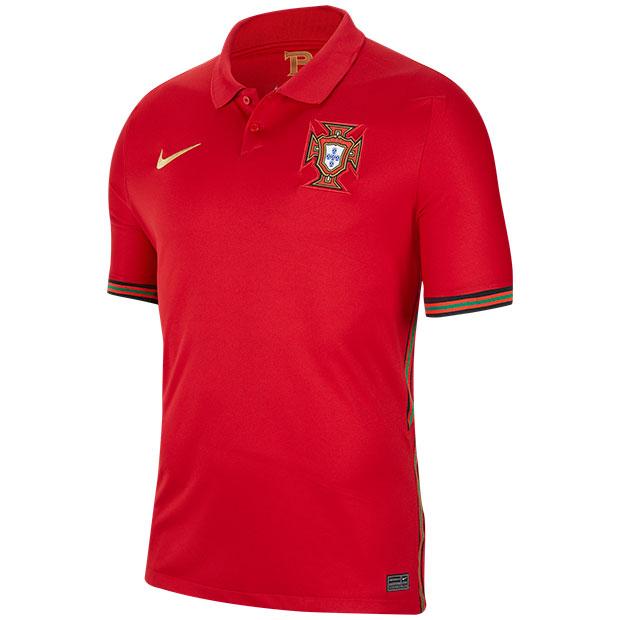 ポルトガル代表 2020 ホーム 半袖レプリカユニフォーム  cd0704-687