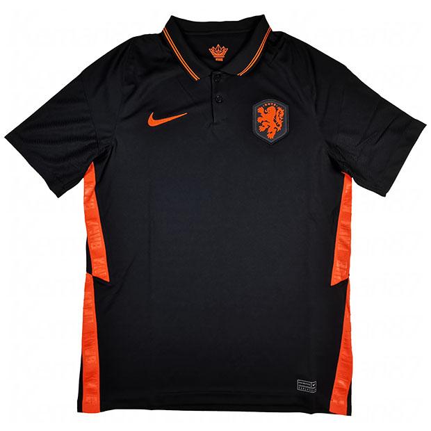 オランダ代表 2020 アウェイ 半袖レプリカユニフォーム  cd0711-010
