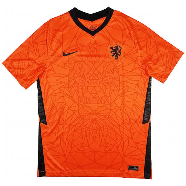 オランダ代表 2020 ホーム 半袖レプリカユニフォーム  cd0712-819