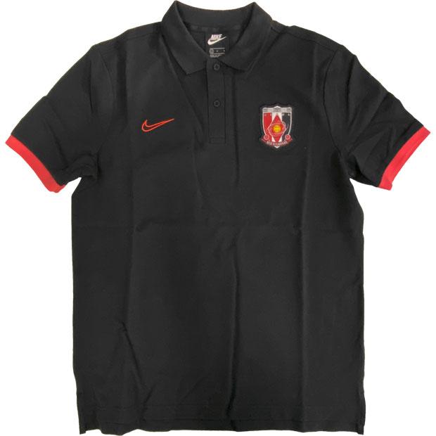 浦和レッズ CRE 半袖ポロシャツ PQ  ci4602-010 ブラック