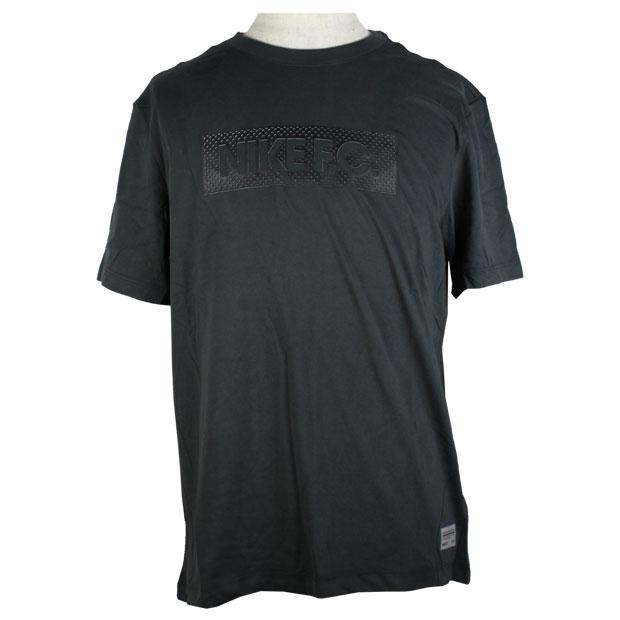 NIKE F.C. シーズナブル ブロック 半袖Tシャツ  ci6265-060 アンスラサイト