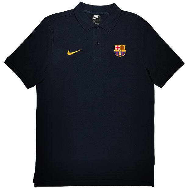 FCバルセロナ PQ クルー 半袖ポロシャツ  ci9530-475 ブラック