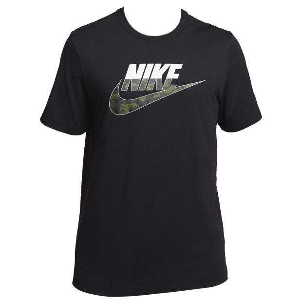 カモ 半袖Tシャツ  ck2331-010 ブラック