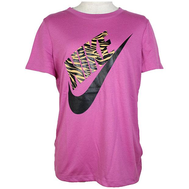 レディース プレップ フューチュラ 半袖Tシャツ  ck4362-691 ピンク