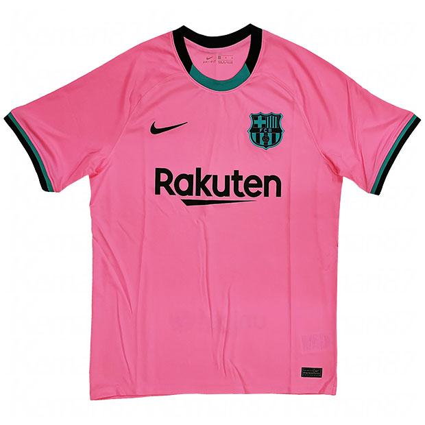 FCバルセロナ 20-21 3rd 半袖レプリカユニフォーム  ck7819-654