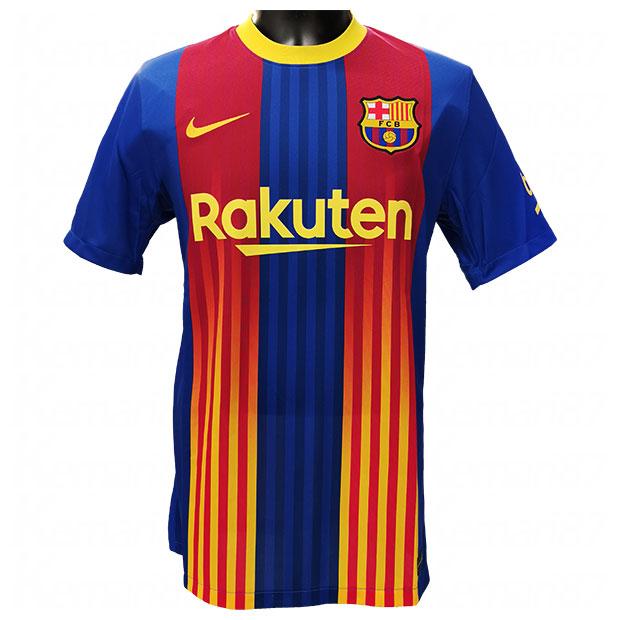 FCバルセロナ 20-21 4th 半袖レプリカユニフォーム ELC  ck9890-481