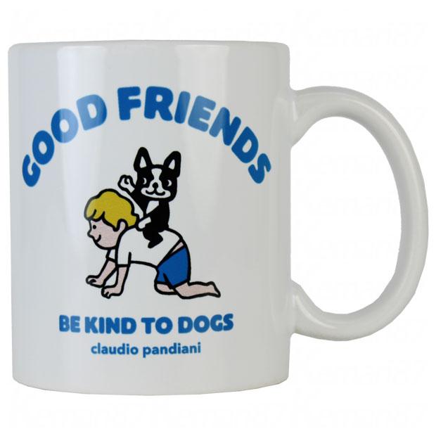 GOOD FRIENDS 2 マグカップ  cp21469