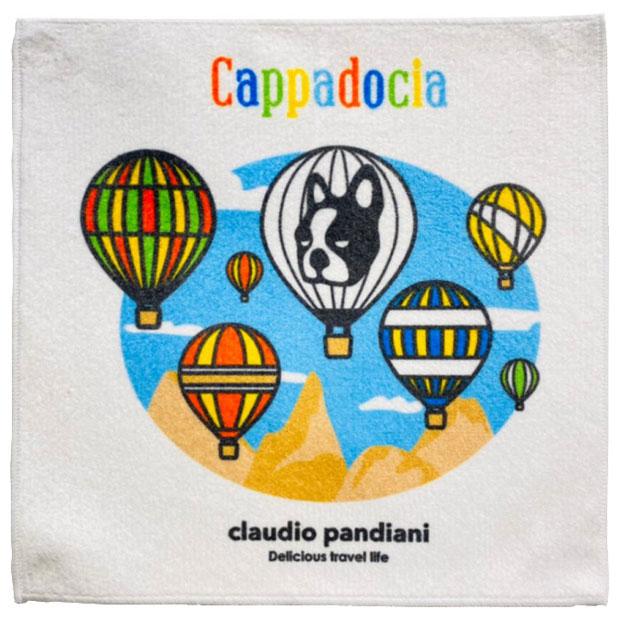 カッパンディアーニドキア ハンドタオル  cp21a16