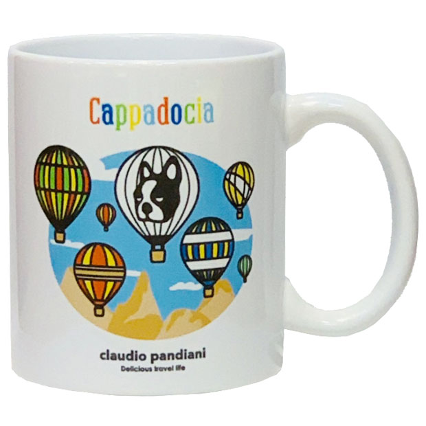 カッパンディアーニドキア マグカップ  cp21a17