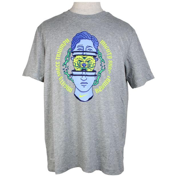 DRI-FIT DFCT FTW HOOK 半袖Tシャツ  cq6559-063 ダークグレーヘザー