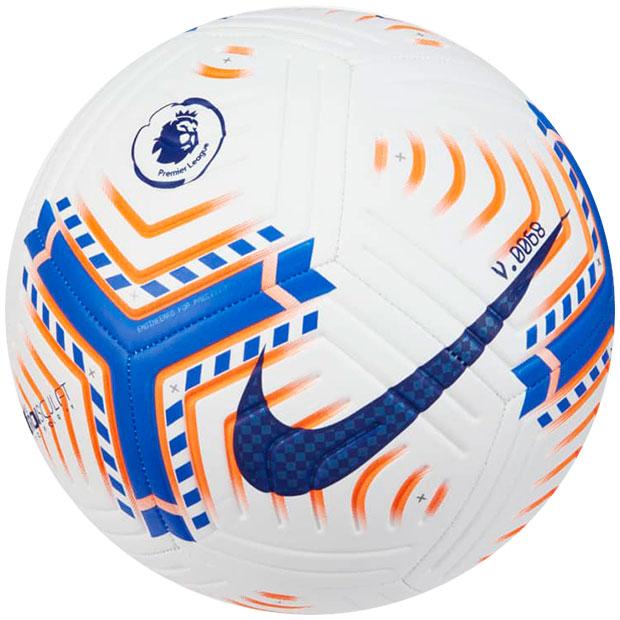 プレミアリーグ ストライク  cq7150-102-5 ホワイト×トータルオレンジ