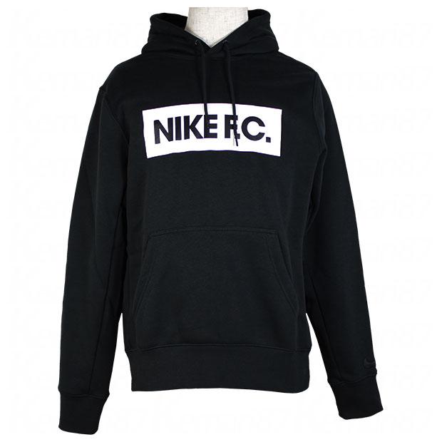 NIKE F.C. エッセンシャル フリースプルオーバーフーディ  ct2012-010 ブラック×ブラック