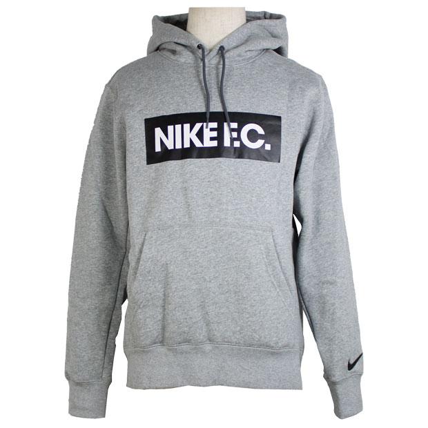 NIKE F.C. エッセンシャル フリースプルオーバーフーディ  ct2012-021 ダークグレー