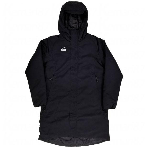 NIKE F.C. LNGR SDLN ファイルドジャケット  ct2515-010 ブラック