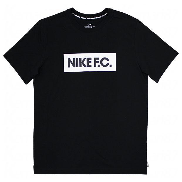 NIKE F.C. エッセンシャル 半袖Tシャツ  ct8430-010 ブラック
