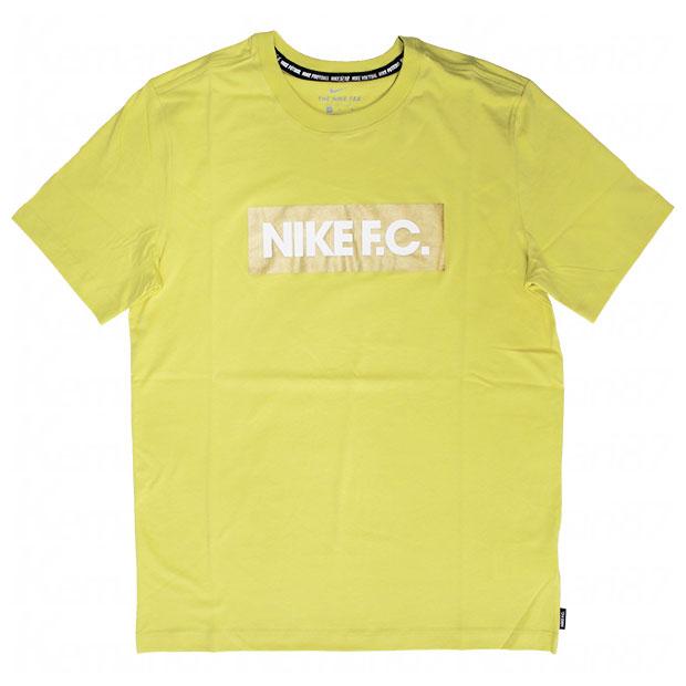 NIKE F.C. エッセンシャル 半袖Tシャツ  ct8430-700 サターンゴールド