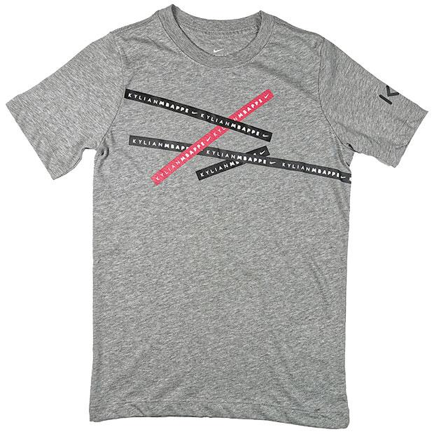 ジュニア YTH KM プレイヤーエディション 半袖Tシャツ  cv1890-063 ダークグレーヘザー