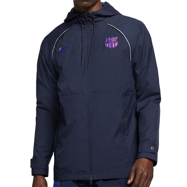 FCバルセロナ AWF ジャケット  da2465-451 オブシディアン