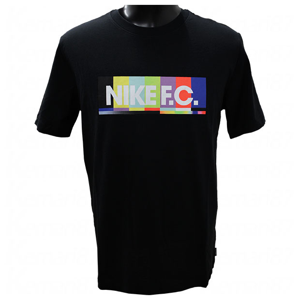 NIKE F.C. シーズナブルグラフィック 半袖シャツ  da7764-010 ブラック