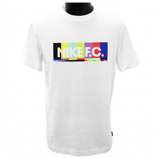 NIKE F.C. シーズナブルグラフィック 半袖シャツ  da7764-100 ホワイト