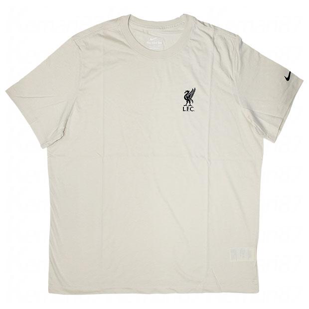 リバプール トラベル 半袖Tシャツ  db4653-238 フォッシル