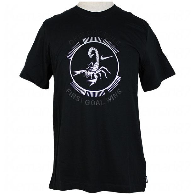 NIKE F.C. シークレットトーナメント 半袖Tシャツ  dc0248-010 ブラック